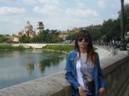 Verona. Ponte di pietra.