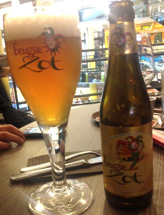 El loco de Brujas una de las cervezas más conocidas.