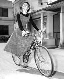 Audrey Hepburn, Sabrina (1954) starring Humphrey Bogart and William Holden