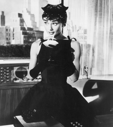 Sabrina (1954) Directed by Billy Wilder Shown: Audrey Hepburn